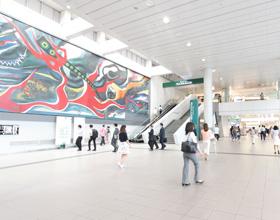 JR、東京メトロ、東急線からお越しの方